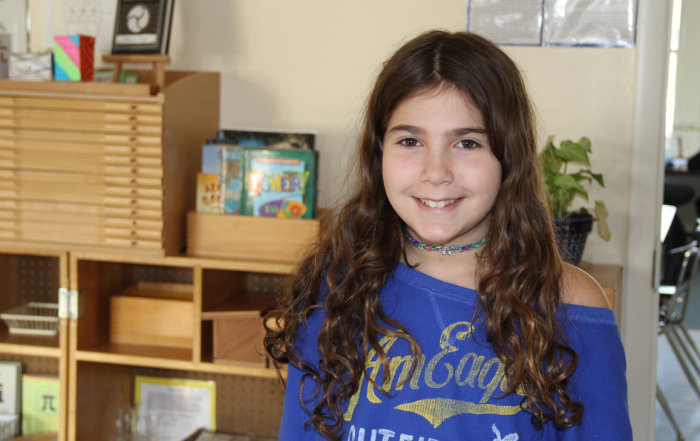 Get Ready – Madeline's Making Big Plans for her Term as Head for a Day!