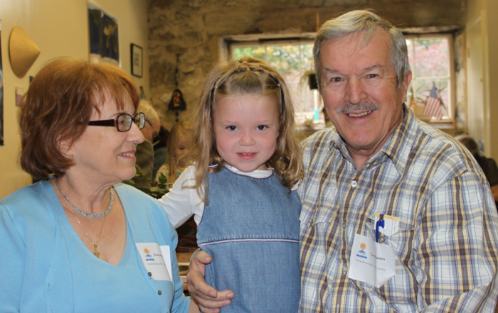 Join us for Fall Grandfriends' Day, 2014!