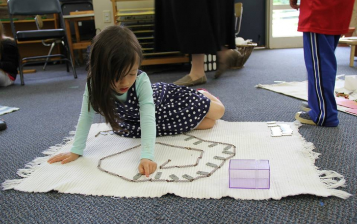 Please Join us for The Montessori Journey: Math