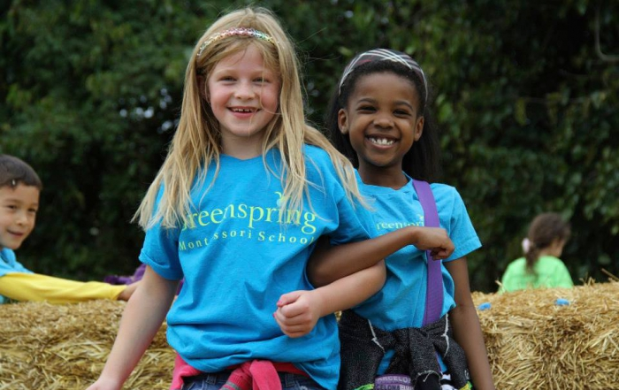 Greenspring Montessori T-Shirts: Order here, until November 1!